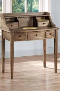 Landon Desk - Natural $349.99 @ Home Decorators Collection
